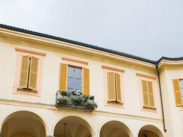 Il matrimonio di Matt e Silvia a Pavia, Pavia 35