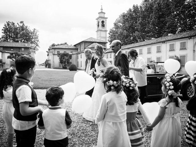 Il matrimonio di Matt e Silvia a Pavia, Pavia 36