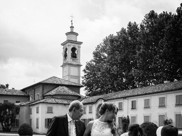 Il matrimonio di Matt e Silvia a Pavia, Pavia 37