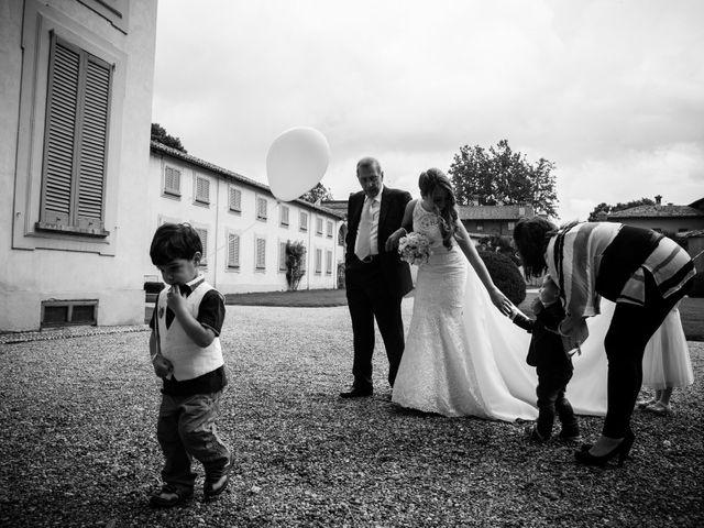 Il matrimonio di Matt e Silvia a Pavia, Pavia 38