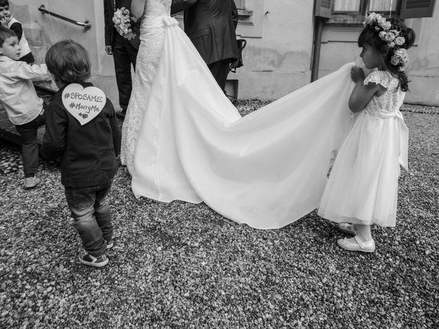 Il matrimonio di Matt e Silvia a Pavia, Pavia 39