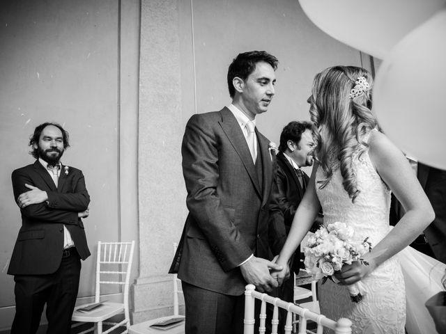 Il matrimonio di Matt e Silvia a Pavia, Pavia 42