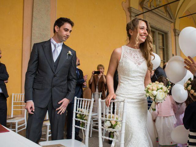 Il matrimonio di Matt e Silvia a Pavia, Pavia 43