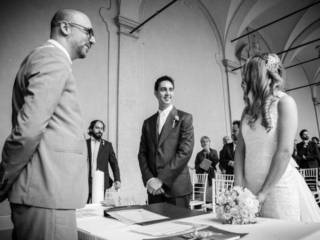 Il matrimonio di Matt e Silvia a Pavia, Pavia 45