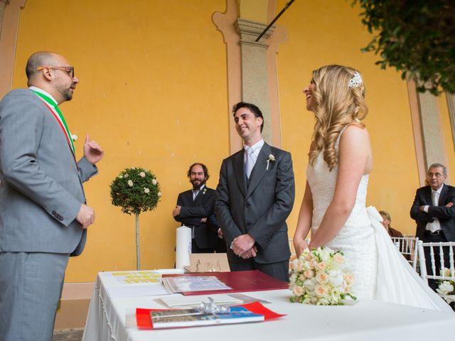 Il matrimonio di Matt e Silvia a Pavia, Pavia 49
