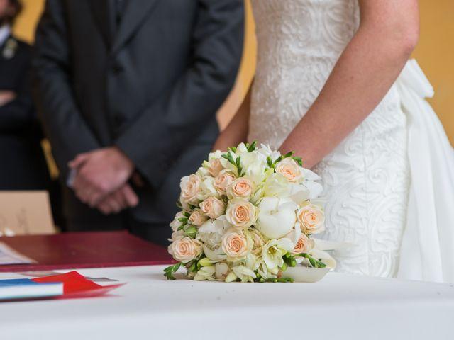 Il matrimonio di Matt e Silvia a Pavia, Pavia 50