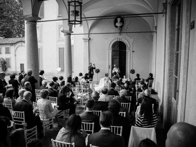 Il matrimonio di Matt e Silvia a Pavia, Pavia 51