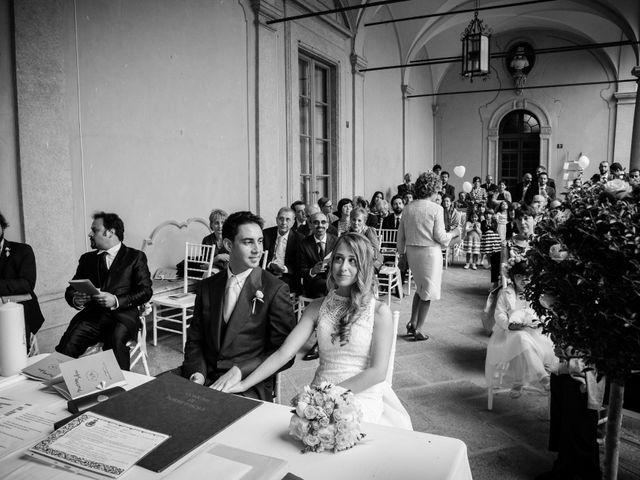 Il matrimonio di Matt e Silvia a Pavia, Pavia 52
