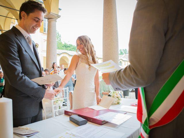 Il matrimonio di Matt e Silvia a Pavia, Pavia 53