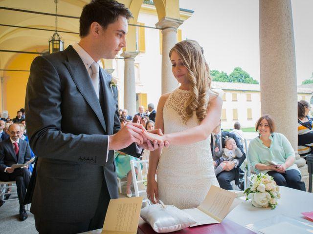 Il matrimonio di Matt e Silvia a Pavia, Pavia 54