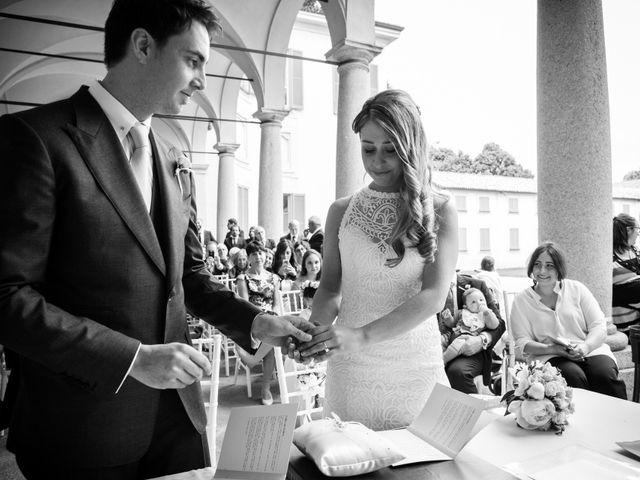 Il matrimonio di Matt e Silvia a Pavia, Pavia 55
