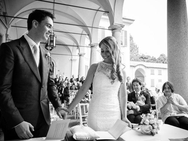 Il matrimonio di Matt e Silvia a Pavia, Pavia 59