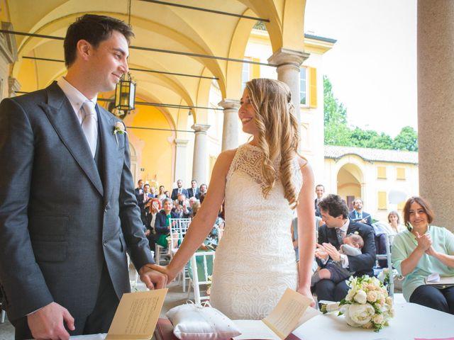 Il matrimonio di Matt e Silvia a Pavia, Pavia 60