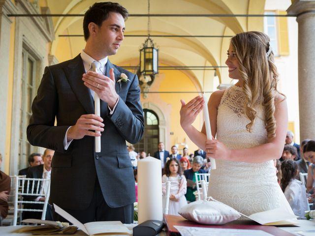 Il matrimonio di Matt e Silvia a Pavia, Pavia 63
