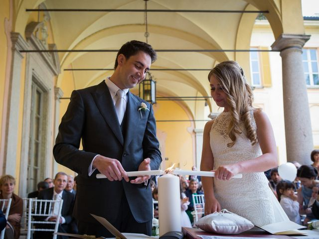 Il matrimonio di Matt e Silvia a Pavia, Pavia 66