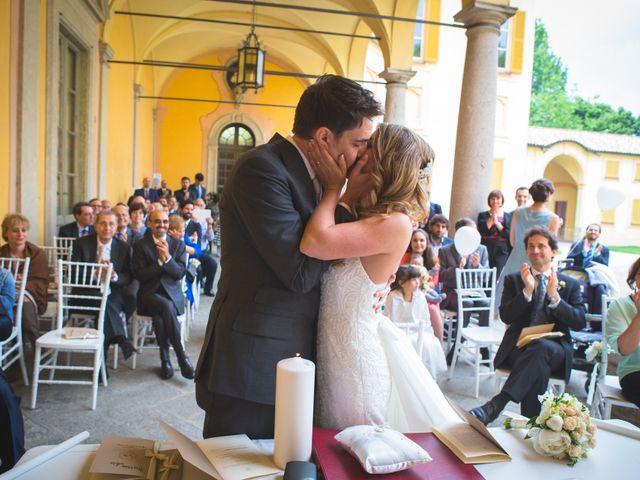 Il matrimonio di Matt e Silvia a Pavia, Pavia 67