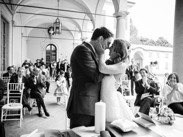 Il matrimonio di Matt e Silvia a Pavia, Pavia 68