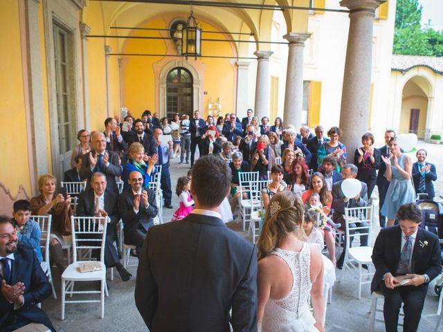 Il matrimonio di Matt e Silvia a Pavia, Pavia 69