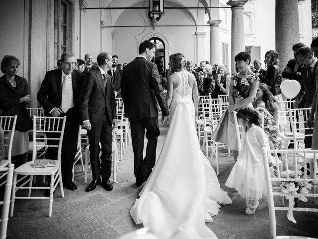 Il matrimonio di Matt e Silvia a Pavia, Pavia 70