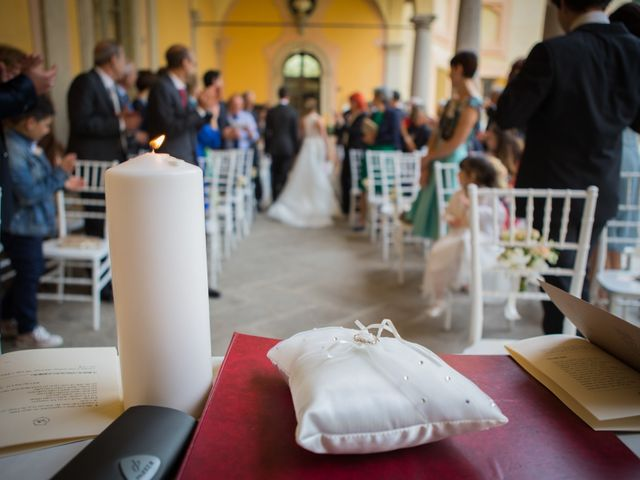 Il matrimonio di Matt e Silvia a Pavia, Pavia 71