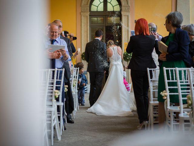 Il matrimonio di Matt e Silvia a Pavia, Pavia 72