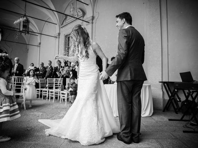 Il matrimonio di Matt e Silvia a Pavia, Pavia 73