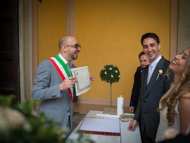 Il matrimonio di Matt e Silvia a Pavia, Pavia 76