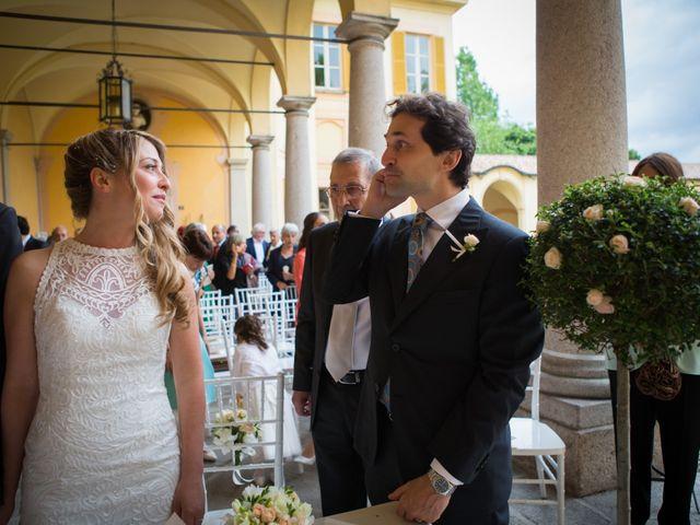 Il matrimonio di Matt e Silvia a Pavia, Pavia 77