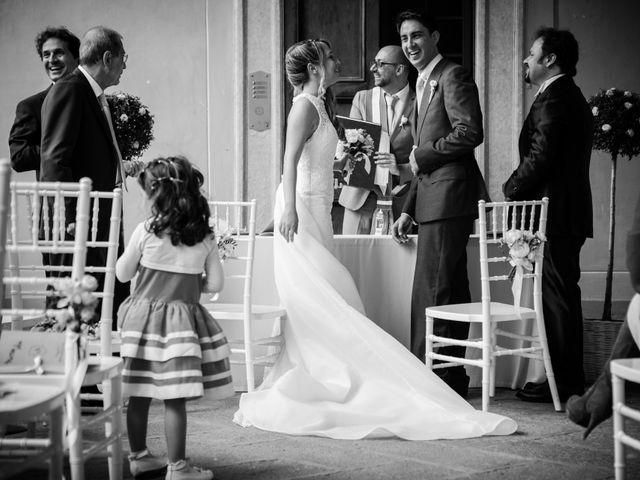 Il matrimonio di Matt e Silvia a Pavia, Pavia 78