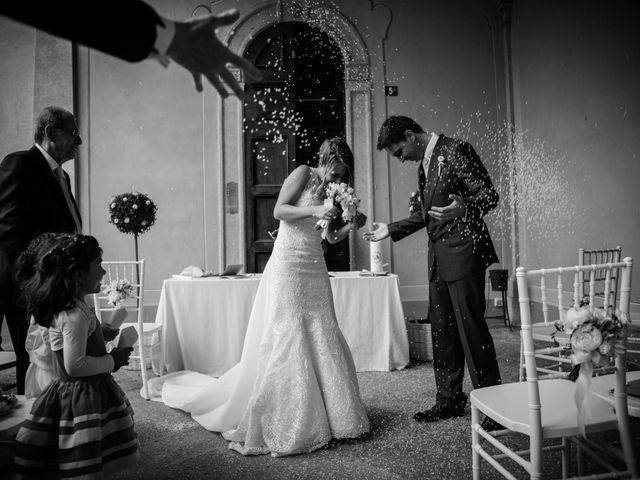 Il matrimonio di Matt e Silvia a Pavia, Pavia 80