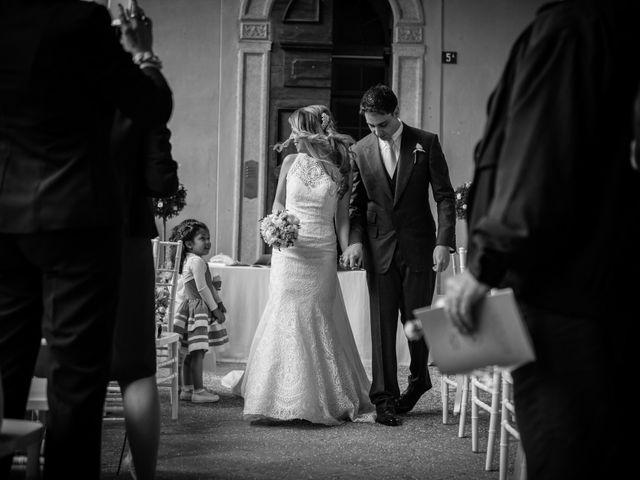 Il matrimonio di Matt e Silvia a Pavia, Pavia 81