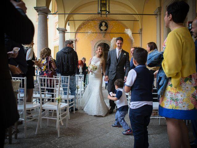 Il matrimonio di Matt e Silvia a Pavia, Pavia 82