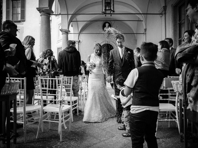 Il matrimonio di Matt e Silvia a Pavia, Pavia 83