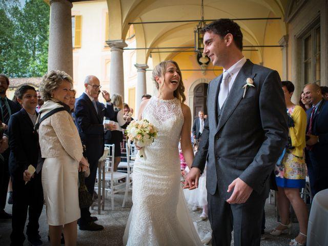 Il matrimonio di Matt e Silvia a Pavia, Pavia 84