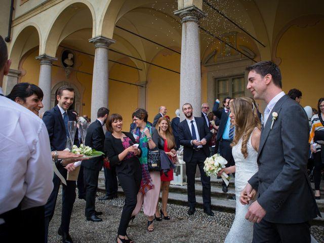 Il matrimonio di Matt e Silvia a Pavia, Pavia 85