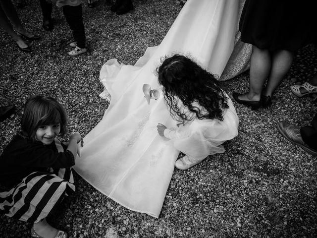 Il matrimonio di Matt e Silvia a Pavia, Pavia 87