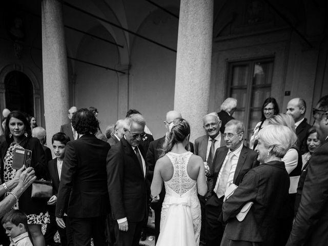Il matrimonio di Matt e Silvia a Pavia, Pavia 88