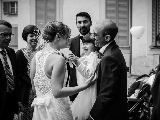 Il matrimonio di Matt e Silvia a Pavia, Pavia 90