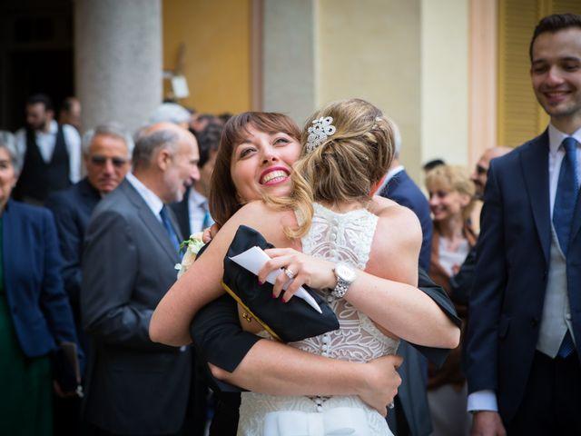 Il matrimonio di Matt e Silvia a Pavia, Pavia 91