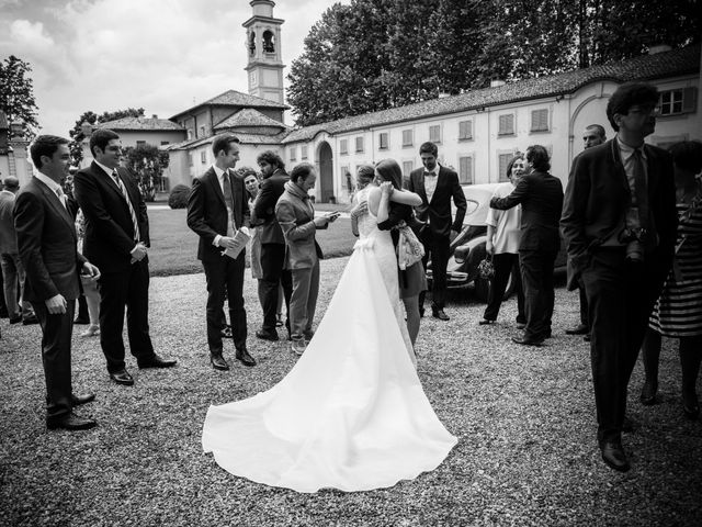 Il matrimonio di Matt e Silvia a Pavia, Pavia 93