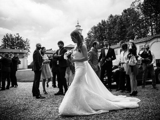 Il matrimonio di Matt e Silvia a Pavia, Pavia 94