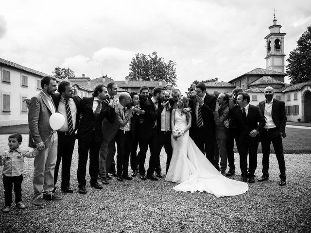 Il matrimonio di Matt e Silvia a Pavia, Pavia 95