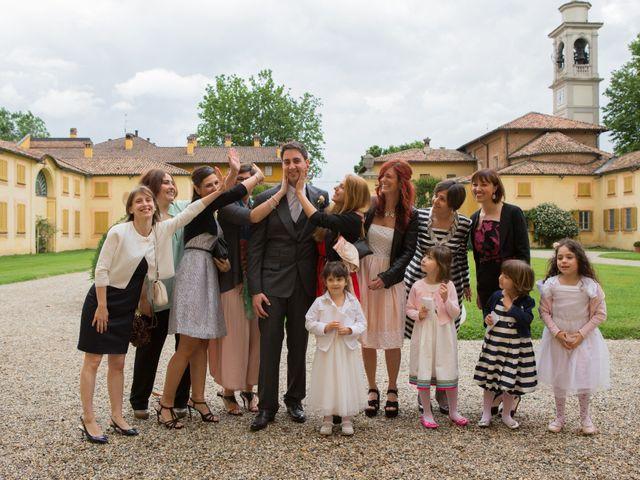 Il matrimonio di Matt e Silvia a Pavia, Pavia 96