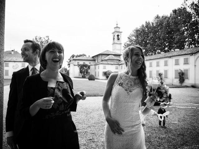 Il matrimonio di Matt e Silvia a Pavia, Pavia 100