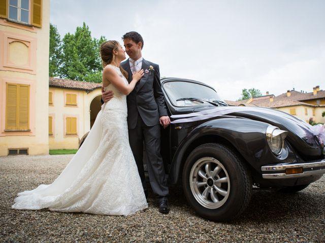 Il matrimonio di Matt e Silvia a Pavia, Pavia 104