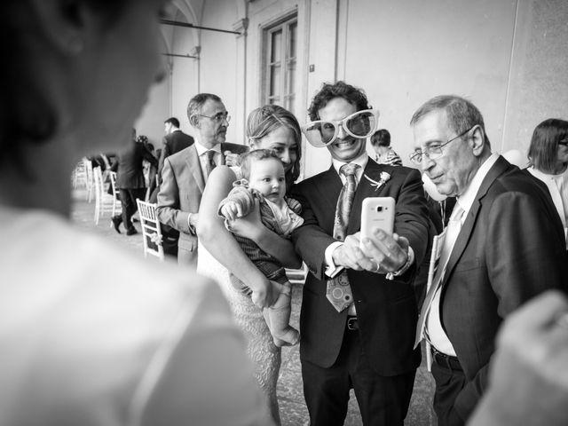Il matrimonio di Matt e Silvia a Pavia, Pavia 107