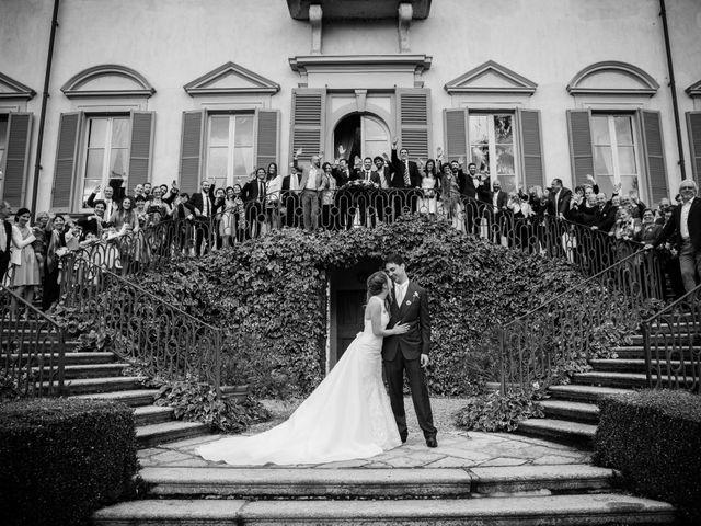 Il matrimonio di Matt e Silvia a Pavia, Pavia 109
