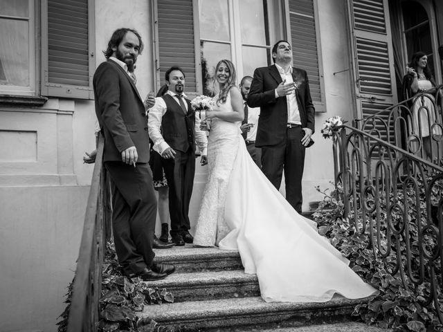 Il matrimonio di Matt e Silvia a Pavia, Pavia 117