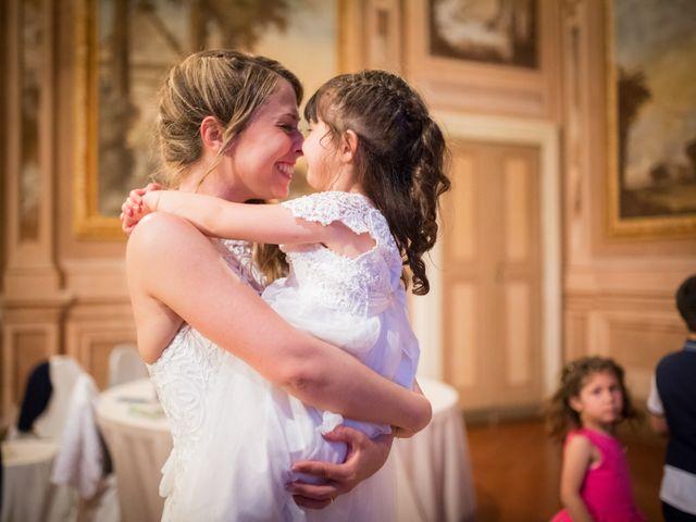 Il matrimonio di Matt e Silvia a Pavia, Pavia 121