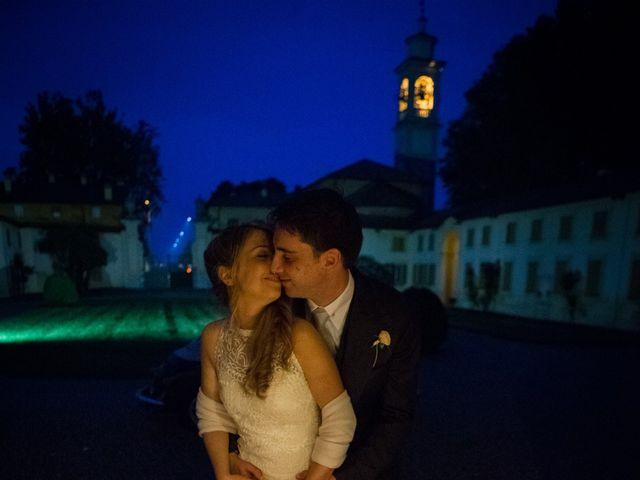 Il matrimonio di Matt e Silvia a Pavia, Pavia 123